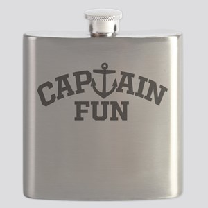 Captain Fun Flask
