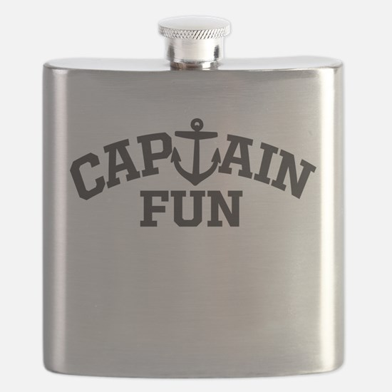 Captain Fun Flask