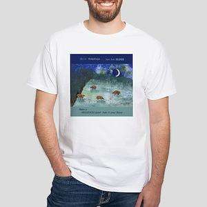 Hedgehogs Eating Slugs T-Shirt