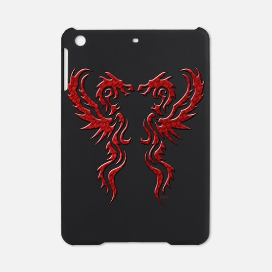 twin dragons (t).png iPad Mini Case