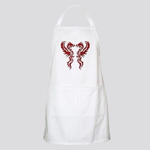 twin dragons (t) Apron