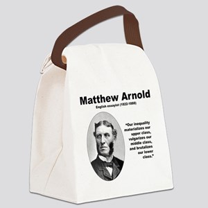 Arnold Inequality Canvas Lunch Bag