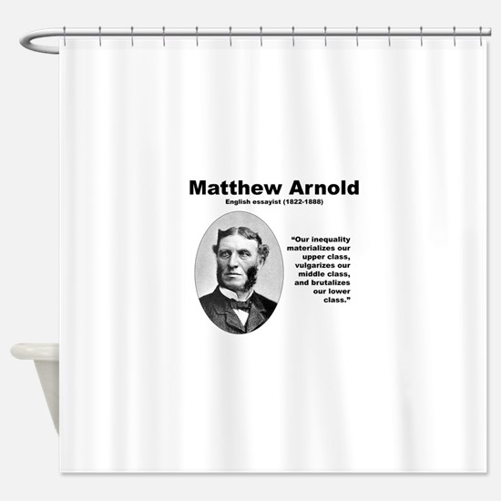 Arnold Inequality Shower Curtain