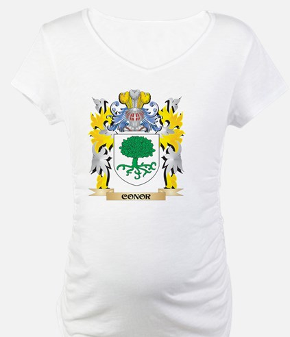 Conor Coat of Arms - Family Cres Shirt