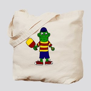 Pickleball Pickle Tote Bag