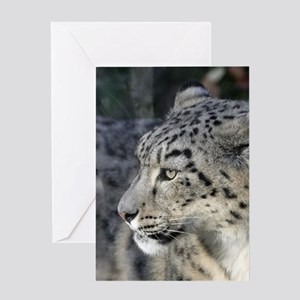 Leopard002 Greeting Cards
