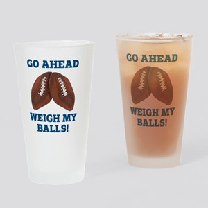 DeflateGate – Go Ahead! Drinking Glass