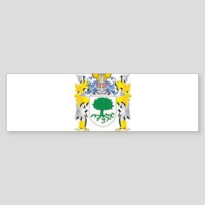 Conor Coat of Arms - Family Crest Bumper Sticker