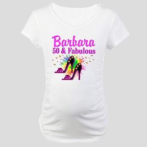 FANTASTIC 50TH Maternity T-Shirt