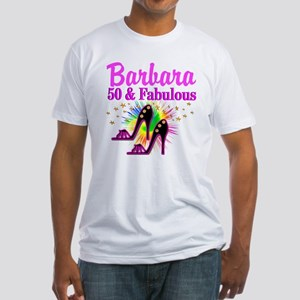 FANTASTIC 50TH Fitted T-Shirt