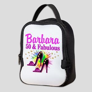 FANTASTIC 50TH Neoprene Lunch Bag