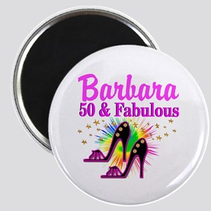 FANTASTIC 50TH Magnet