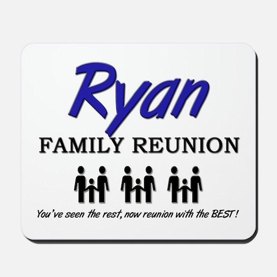 Ryan Family Reunion Mousepad