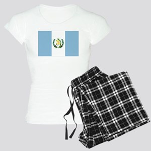 Guatemalan flag Women's Light Pajamas
