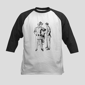 vintage men 1900s Baseball Jersey