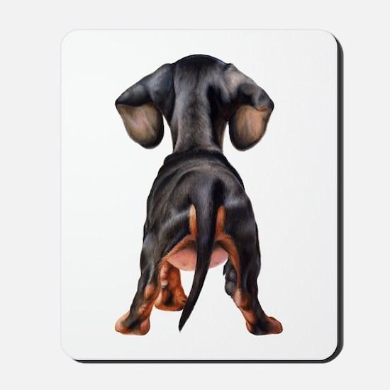 Dachshund Puppy Mousepad