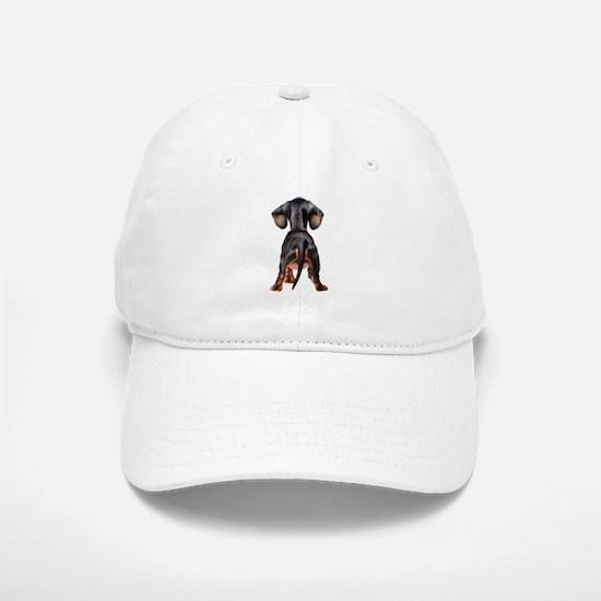 Dachshund Puppy Baseball Baseball Cap