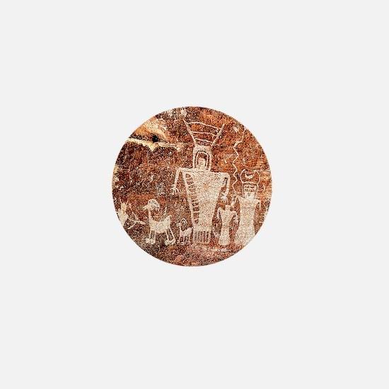 ANCIENT ASTRONAUTS Mini Button