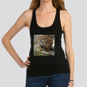 Tiger_2015_0156 Racerback Tank Top