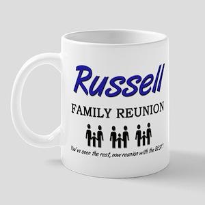 Russell Family Reunion Mug
