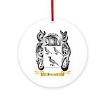Janczak Ornament (Round)