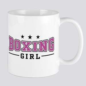 Boxing Girl Mug