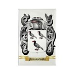 Janaszewski Rectangle Magnet (100 pack)