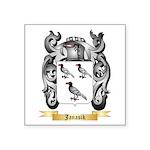 Janasik Square Sticker 3