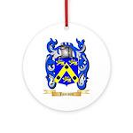 Jamison Ornament (Round)