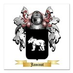 Jaminot Square Car Magnet 3