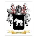Jaminet Small Poster