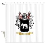 Jaminet Shower Curtain