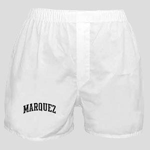 MARQUEZ (curve-black) Boxer Shorts