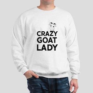 Crazy Goat Lady Sweatshirt