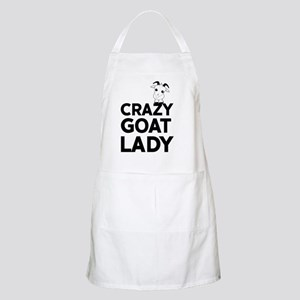 Crazy Goat Lady Apron