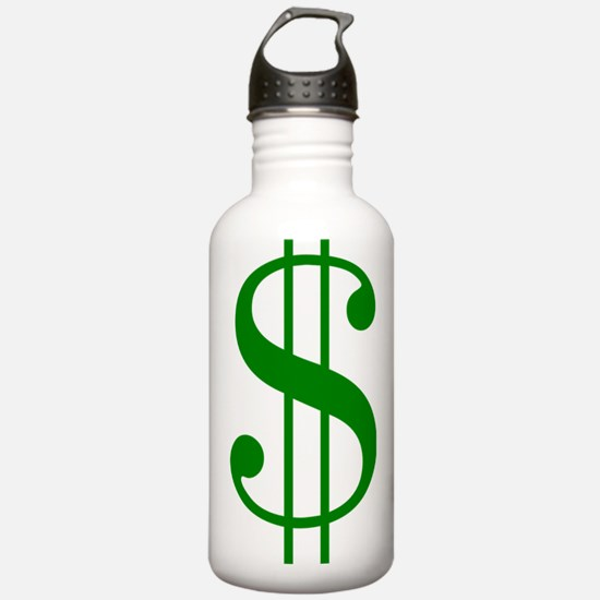 Unique Cash Sports Water Bottle