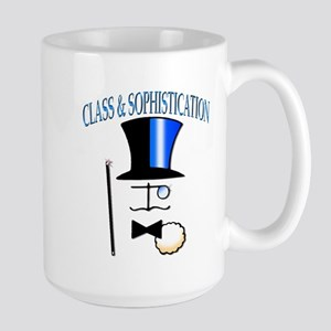 Class & Sophistication Mugs
