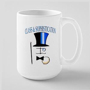 Class & Sophistication Mugs