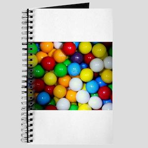gumballs candy Journal