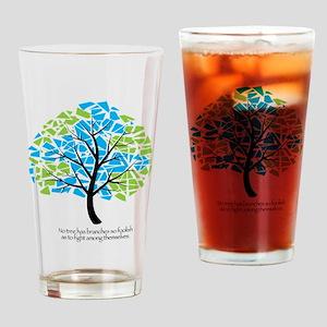 Peace Tree - Drinking Glass
