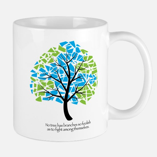 Peace Tree - Mugs
