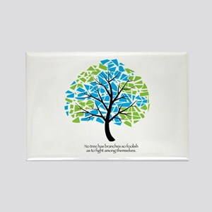 Peace Tree - Magnets