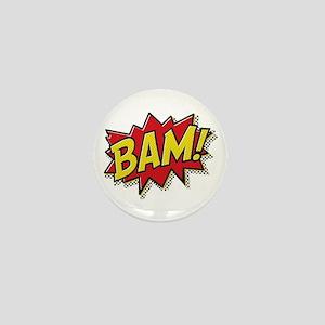 BAM Mini Button