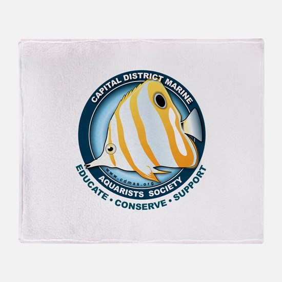 Cool Support environment Throw Blanket