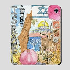 Israel,  Mousepad