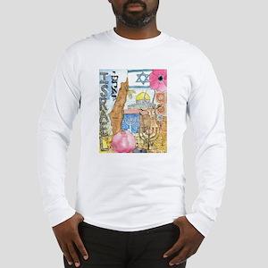 Israel, Long Sleeve T-Shirt