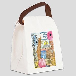 Israel, Canvas Lunch Bag