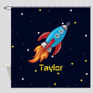 Rocket Ship in Outer Space, Boy or Girl Kid's Show