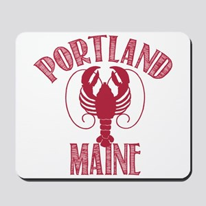 Portland Maine Mousepad