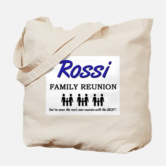 Rossi Family Reunion Tote Bag